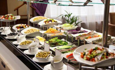 500 Kişilik Düğün Yemeği